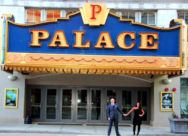 Palace Theater - Reception Sites - 100 East Main Street, Waterbury, CT, United States
