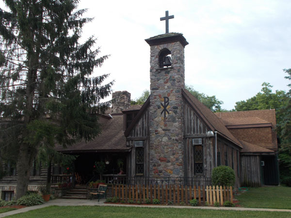Durward's Glen- Immaculate Conception Chapel - Ceremony Sites - W11876 McLeisch Road, Baraboo, WI, 53913, US
