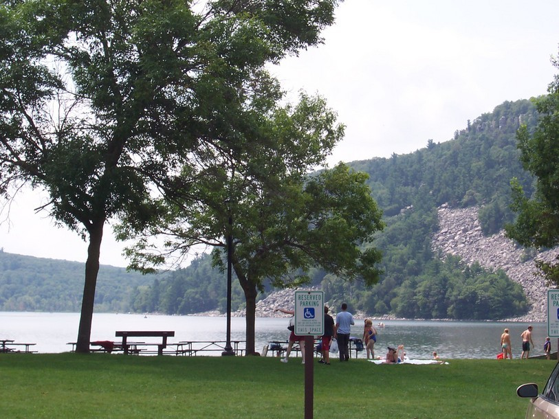Devil's Lake State Park - Attractions/Entertainment, Parks/Recreation - Park Rd, Baraboo, WI, 53913, US