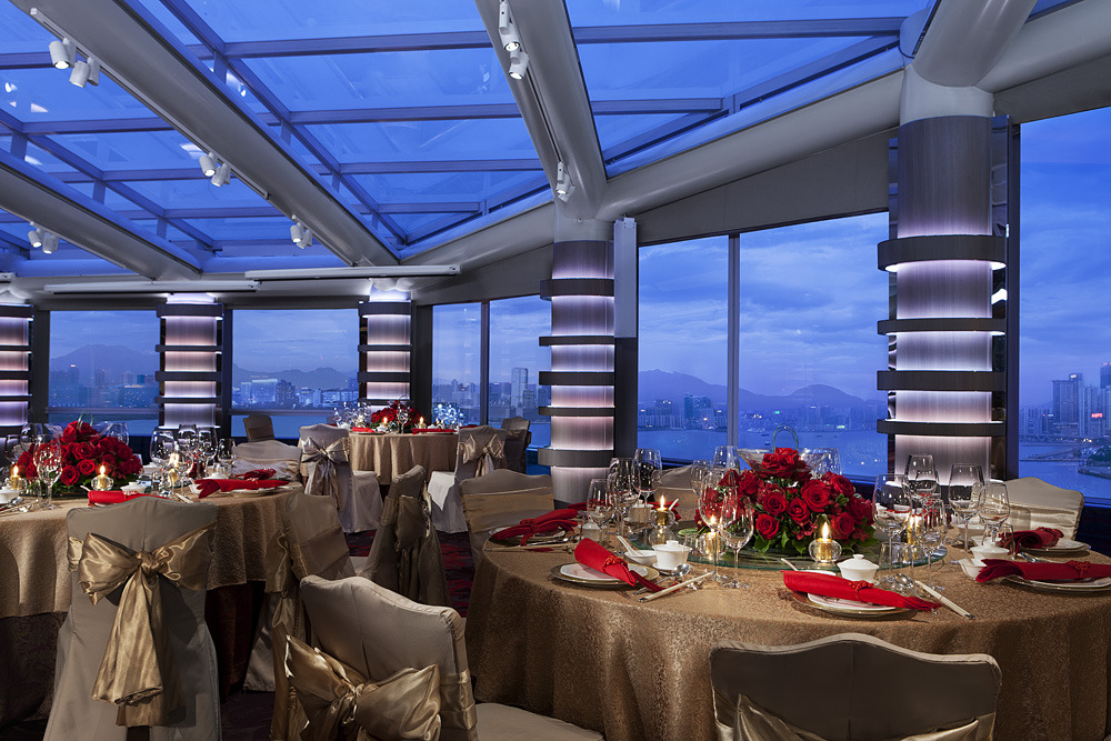Renaissance Harbour View Hotel Hong Kong - Reception Sites, Hotels/Accommodations - 1 Harbour Rd, Hong Kong Island, HK