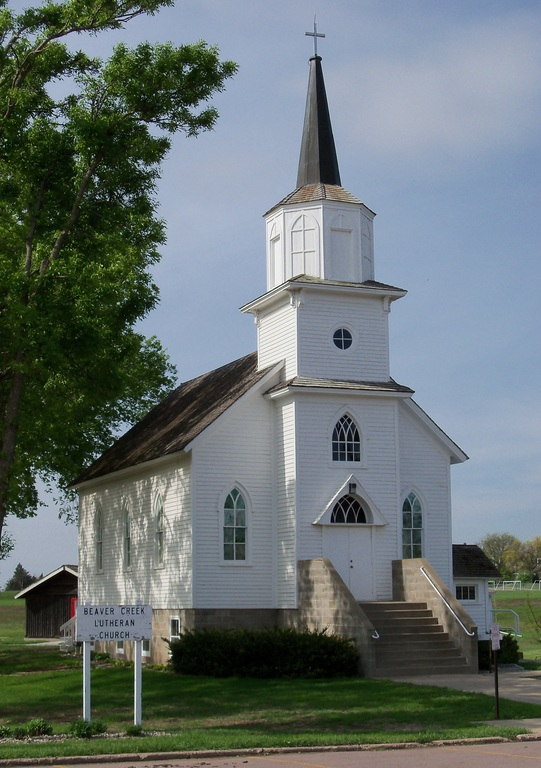 Beaver Creek Lutheran Church - Ceremony Sites - W 33rd St, S Praire Ave, Minnehaha, SD, 57197