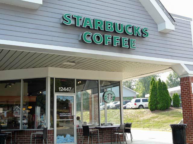 Starbucks - Restaurants - 12447 Hedges Run Dr, Woodbridge, VA, 22192