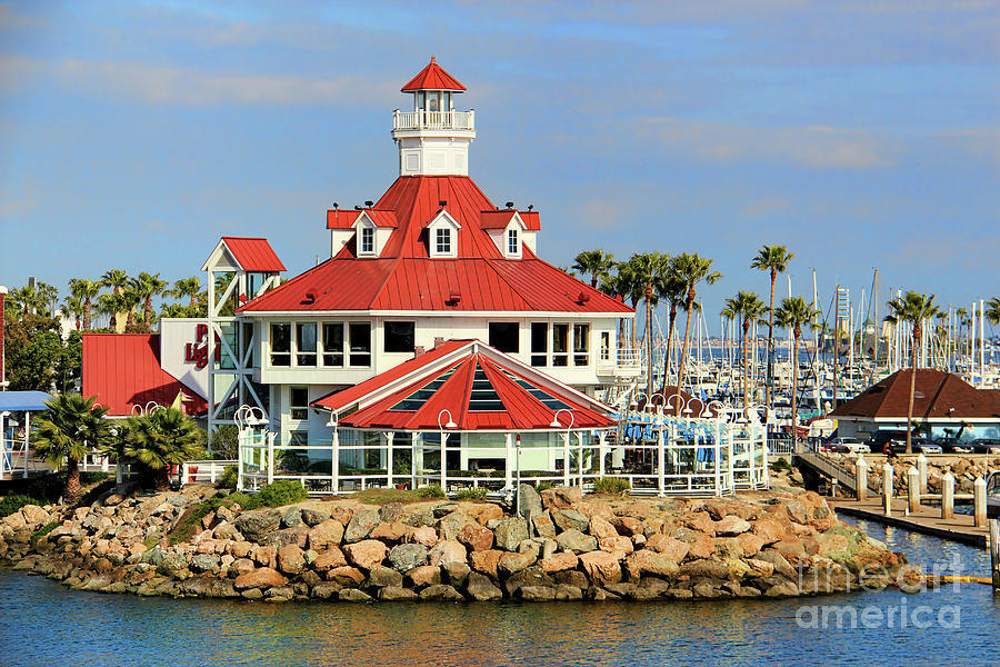 Parker's Lighthouse - Bars/Nightife, Parks/Recreation, Restaurants, Reception Sites - 435 Shoreline Village Dr, Long Beach, CA, 90802, US