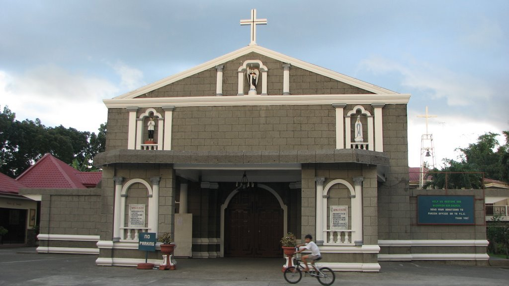 San Vicente Ferrer Parish Church - Ceremony Sites -