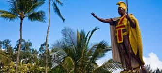 King Kamehameha Statue - Attractions/Entertainment - Hawaii County, HI, US