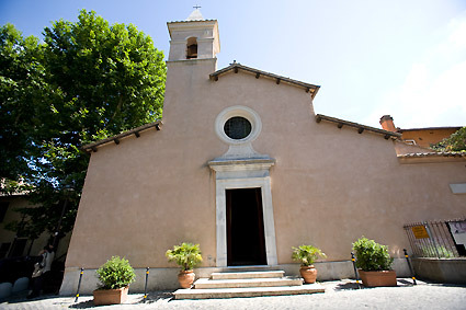 Chiesa Di S. Pancrazio - Ceremony Sites - RM, Lazio, 00123, IT