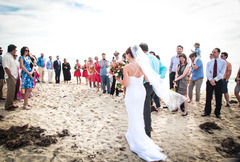 Duck Harbor Beach - Ceremony - Wellfleet, MA