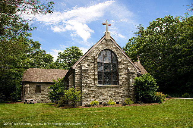 Church Of The Epiphany - Ceremony Sites - 163 Galax Ln, Blowing Rock, NC, 28605