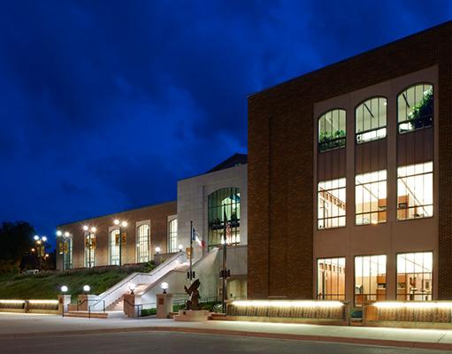 Isu Alumni Center - Reception Sites -