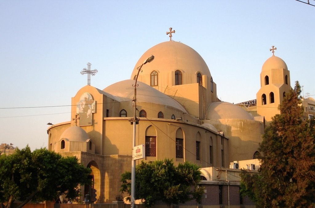 St.george Orthodox Church Heliopolis - Ceremony Sites -