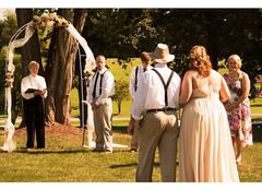 Mechanicsburg Wedding In August in Shiremanstown, PA, Us