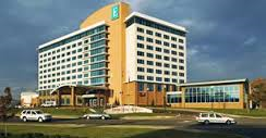 Embassy Suites Hotel - Hotels/Accommodations, Reception Sites - 800 Monroe St SW, Huntsville, AL, 35801