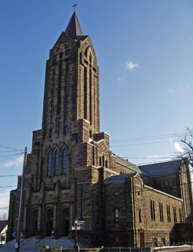 Notre-dame-de-l'assomption Cathedral - Ceremony Sites - 236 St. George Street, Moncton, NB,  E1C 1V8, Canada