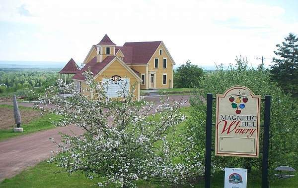 Magnetic Hill Winery - Reception Sites - 860 Front Mountain Rd, Westmorland County, NB, E1G 3H2, Canada