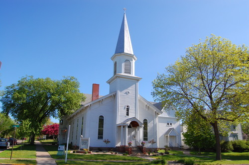 First Baptist Church - Ceremony Sites - 309 Vine St, St Croix County, WI, 54016