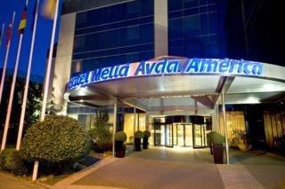 Hotel Meliá Avenida América - Hotels/Accommodations, Restaurants - 36 Calle Juan Ignacio Luca de Tena, Madrid, Comunidad de Madrid, 28027, ES
