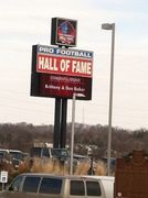 Pro Football Hall of Fame - Ceremony - 2121 George Halas Dr NW, Canton, OH, United States