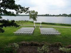 Waldenwoods Resort Wedding In June in Hartland, MI, USA