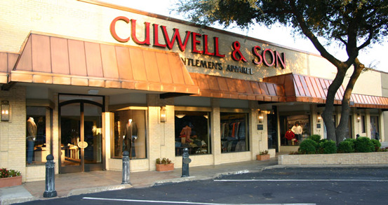 Culwell & Son - Tuxedos - 6319 Hillcrest Ave, Dallas, TX, 75205