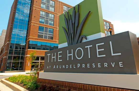 The Hotel At Arundel Preserve - Hotels/Accommodations, Reception Sites - 7795 Arundel Mills Blvd, Hanover, MD, 21076