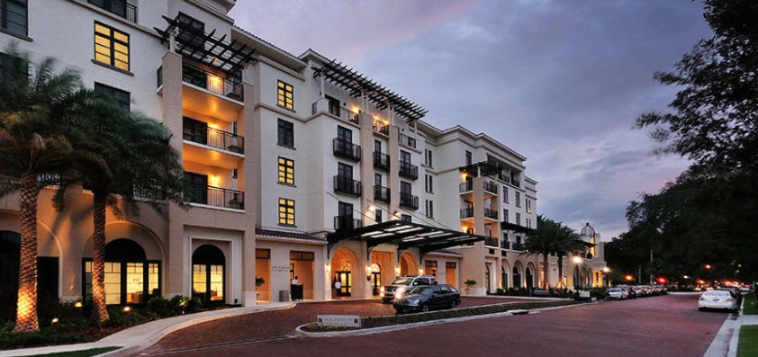The Alfond Inn - Restaurants, Hotels/Accommodations, Attractions/Entertainment - 300 E New England Ave, Winter Park, FL, 32789, US
