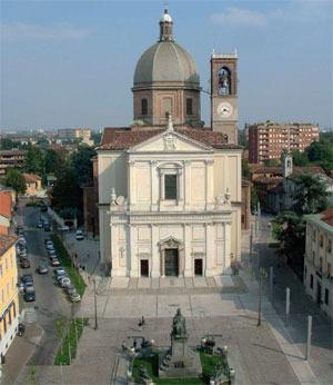 Basilica S.siro E Materno - Ceremony Sites - Piazza Conciliazione, MB, Lombardia, 20832