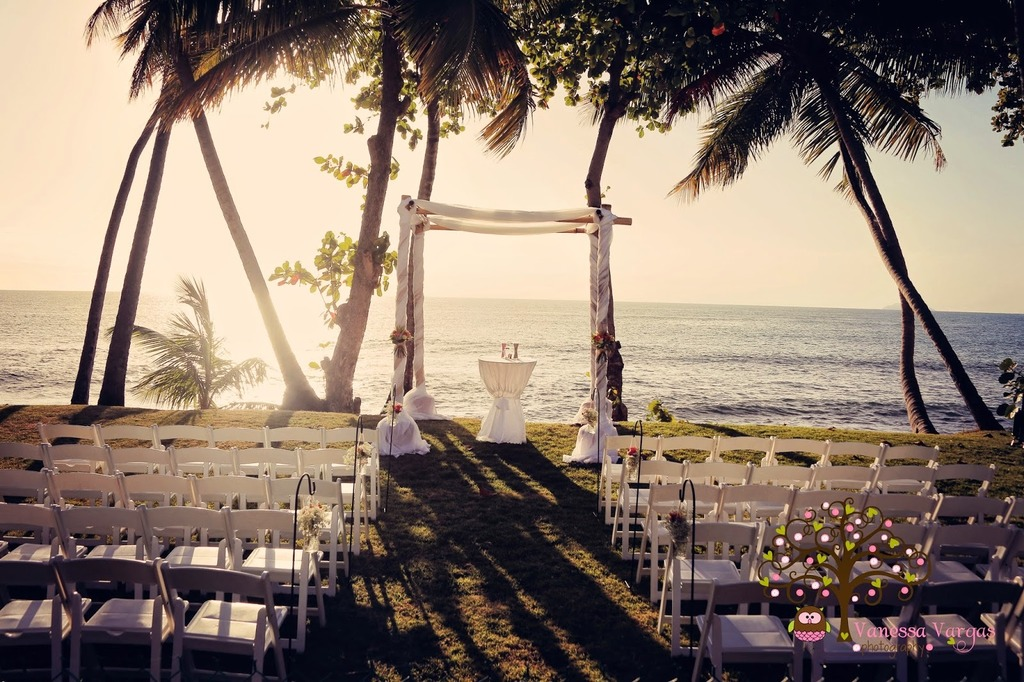 Villa Tres Palmas - Ceremony Sites -
