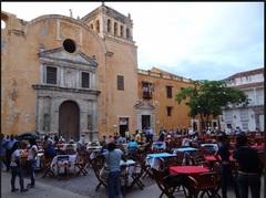 Iglesia Santo Domingo - Ceremony - Cartagena, Bolivar, Colombia