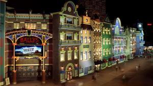 Tropicana Casino & Resort - Attractions/Entertainment - 2831 Boardwalk, Atlantic City, NJ, United States