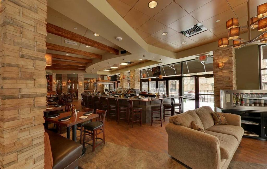 Travinia Italian Kitchen And Wine Bar - Restaurants - 15001 Potomac Branch Dr, Prince William County, VA, 22191