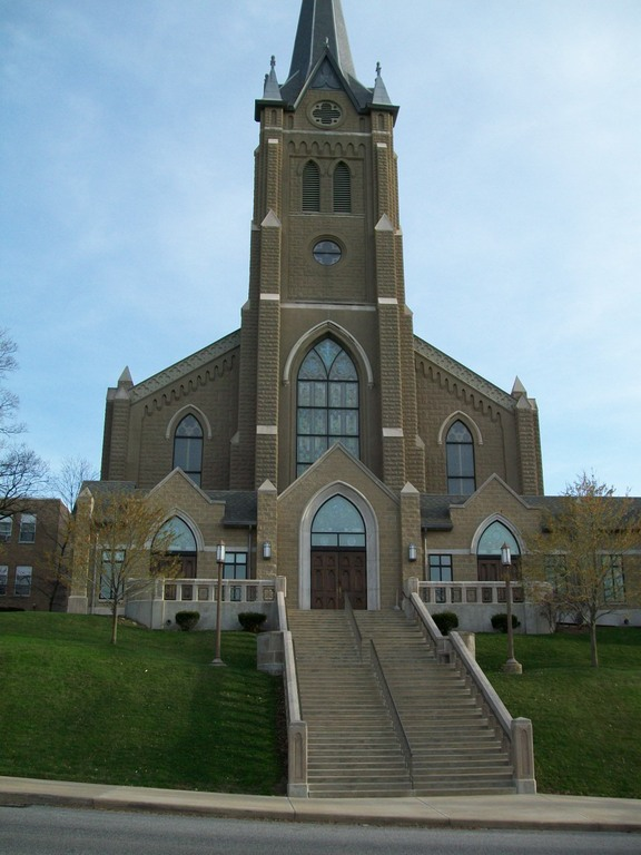 St. Mary's Cathedral - Ceremony Sites - 1207 Columbia St, Lafayette, IN, 47901, US