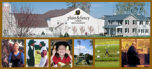 Plain & Fancy Farm - Restaurants, Attractions/Entertainment - 3121 Old Philadelphia Pike, Bird in Hand, PA, United States
