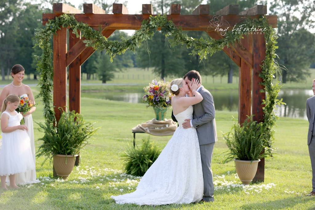 The Farm At Brusharbor - Ceremony Sites - 7700 Brusharbor Road, Concord, NC, 28025