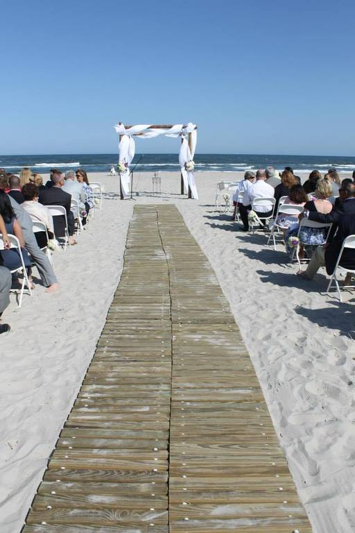Golden Inn - Hotels/Accommodations, Ceremony Sites - 7849 Dune Dr, Avalon, NJ, 08202