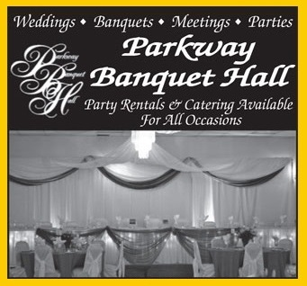 Parkway Banquet Hall - Ceremony Sites, Reception Sites - 1135 Lansdowne Street West, Peterborough, ON, Canada