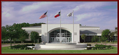 Humble Civic Center in Atascocita, TX, USA