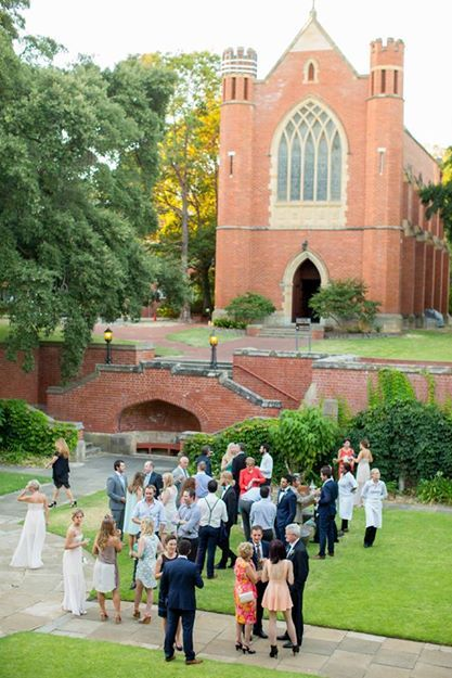 St Georges Chapel - Ceremony Sites -