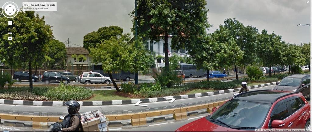 Kapel Vincentius - Ceremony Sites - Jl. Kramat Jaya, Central Jakarta City, Jakarta, 10430, ID
