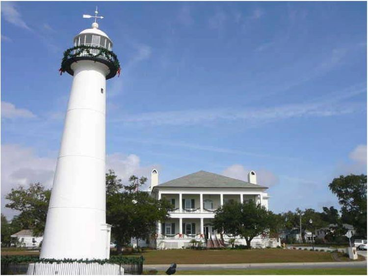 Biloxi Visitors Center - Reception Sites, Attractions/Entertainment - 1050 Beach Blvd, Harrison County, MS, 39530, US