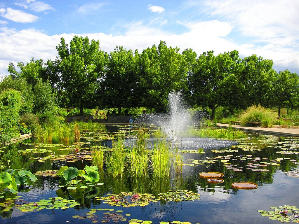 Devonian Botanic Garden - Ceremony Sites, Attractions/Entertainment - Hwy 60, AB, Canada