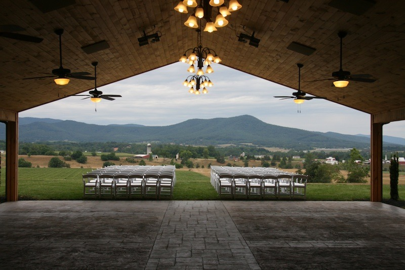 The Pavilion At Shenandoah Woods - Reception Sites, Ceremony Sites - 181 Log Cabin Dr, Page County, VA, 22851, US