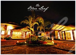 The Blue Leaf Events Pavilion - Reception Sites - Taguig, Metro Manila, Philippines