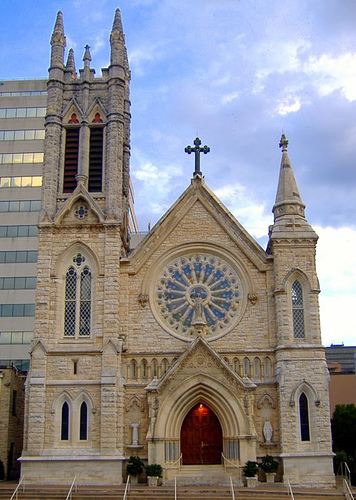 St. Mary Cathedral - Ceremony Sites - 203 E 10th St, Austin, TX, 78701, US