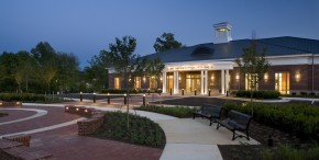 Stacy C. Sherwood Community Center - Reception Sites - 3740 Old Lee Highway, Fairfax, VA, 22030