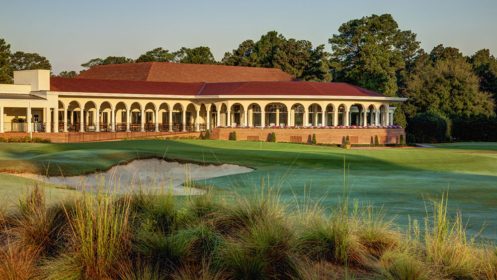 Pinehurst Country Club - Reception Sites - 1 Carolina Vista, Pinehurst, NC, 28374
