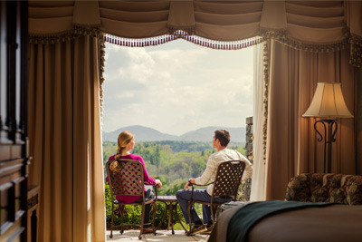 Inn On Biltmore Estate - Hotels/Accommodations - 458 Antler Hill Rd, Buncombe County, NC, 28803, US