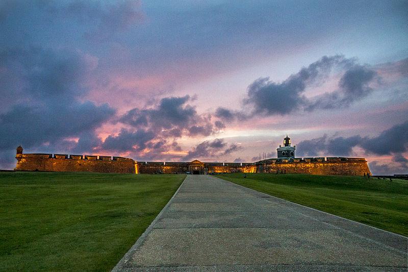 Castillo San Felipe Del Morro - Ceremony Sites - Cll Del Morro, San Juan, 00926, PR