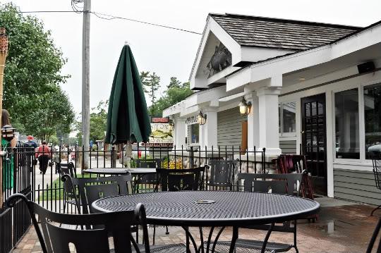 Western Avenue Grill - Restaurants - 6410 W Western Ave, Leelanau, MI, 49636, US