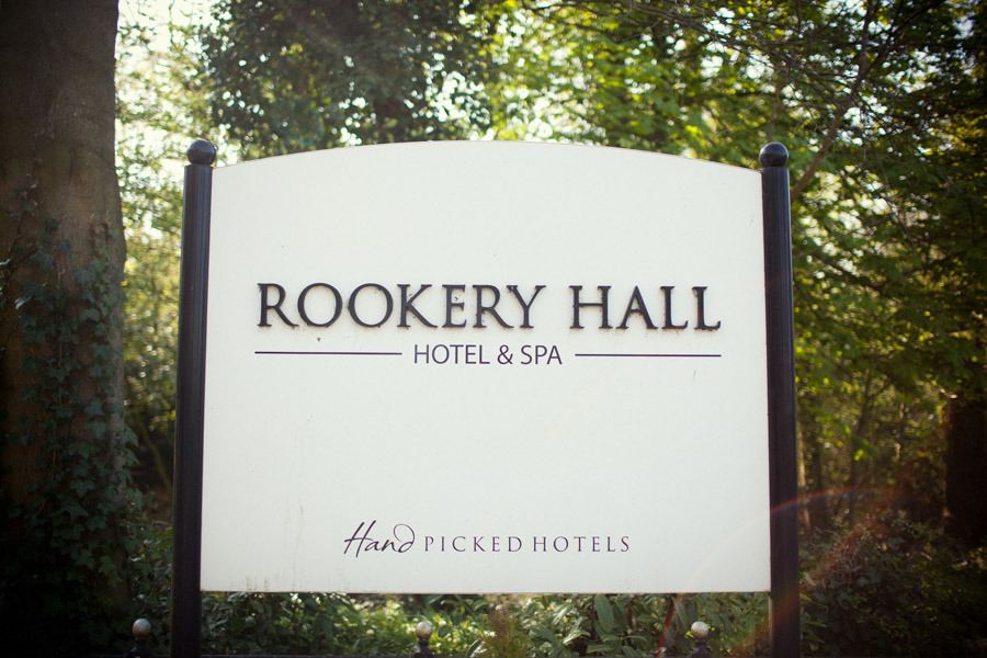 Rookery Hall - Reception Sites - Main Road, Nantwich, Cheshire, CW5 6DQ