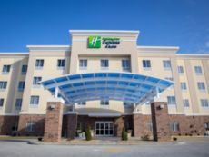 Holiday Inn Express & Suites - Hotels/Accommodations - 1000 Plummer Dr, Edwardsville, IL, 62025